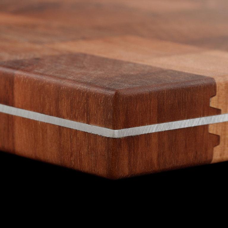 schneidebrett gross nussbaum. Black Bedroom Furniture Sets. Home Design Ideas